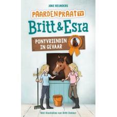 PaardenpraatTV Boek - Ponyvriendin In Gevaar