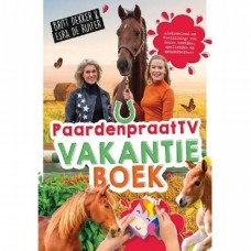 PaardenpraatTV Vakantieboek