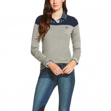 "Ariat Sweater ""Ultimo"" - Navy Colorblock"