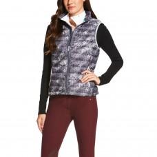 Ariat Ideal Down Bodywarmer - Fur Print