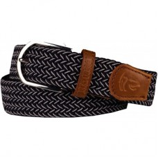 Horka Stretch Belt Adult  -  Navy Stripe