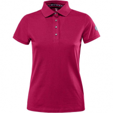 Eqode Polo Dames - Rose Red