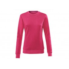 Eqode Sweatshirt Dames - Rose Red