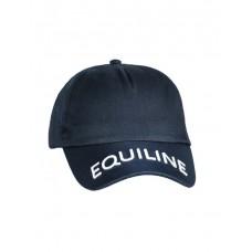 Equiline Baseball Cap Chance - BLUE