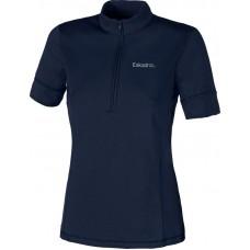 Eskadron Dames Riding Half-Zip shirt - Navy