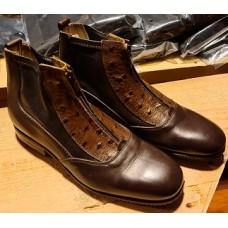 F.lli Fabbri Gyo Jodhpurs Customized - Brown