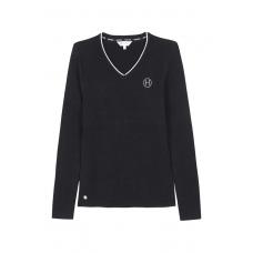 Harcour Dames Pullover Nora- Black