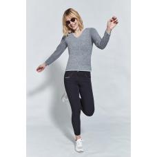 Harcour Dames Pullover Nora- Grey