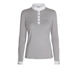 Harcour Dames Wedstrijdshirt Crystal - Light Grey