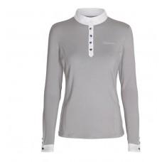 Harcour Dames Wedstrijdshirt Crystal - Light Grey