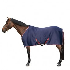 Harry's Horse Jersey Cooler Deken - Navy