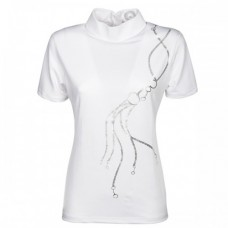 Harry's Horse Wedstrijdshirt Elite - Wit