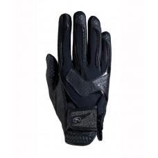 """Roeckl Handschoenen """"Lara"""" - Zwart"""