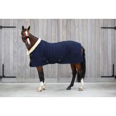 Kentucky Horsewear Showdeken - Navy