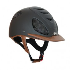 GPA Speed Air 2X Leather -Navy/Chestnut